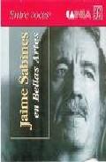 Portada de JAIME SABINES EN BELLAS ARTES CD