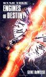Portada de ENGINES OF DESTINY (STAR TREK: THE NEXT GENERATION)
