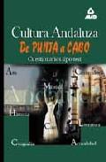 Portada de CULTURA ANDALUZA DE PUNTA A CABO: CUESTIONARIOS TIPO DE TEST