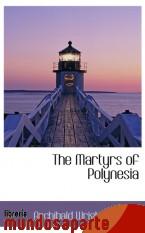 Portada de THE MARTYRS OF POLYNESIA