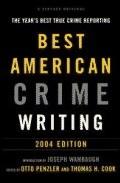 Portada de BEST AMERICAN CRIME WRITING 2004