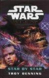 Portada de STAR WARS: THE NEW JEDI ORDER: STAR BY STAR
