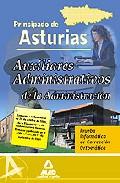 Portada de AUXILIARES ADMINISTRATIVO DE LA ADMINISTRACION DEL PRINCIPADO DE ASTURIAS. PRUEBA INFORMATICA DE CORRECCION ORTOGRAFICA