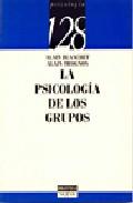 Portada de LA PSICOLOGIA DE LOS GRUPOS