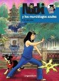 Portada de MUCKI Y LOS MURCIELAGOS AZULES (LOS VIAJES DE MUCKI)