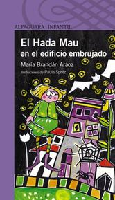 Portada de EL HADA MAU EN EL EDIFICIO EMBRUJADO (EBOOK)