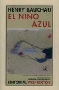 Portada de EL NIÑO AZUL