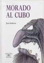 Portada de MORADO AL CUBO (EBOOK)