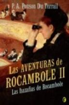 Portada de LAS AVENTURAS DE ROCAMBOLE II: LAS HAZAÑAS DE ROCAMBOLE