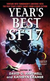 Portada de YEAR'S BEST SF 17