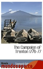 Portada de THE CAMPAIGN OF TRENTON 1776-77