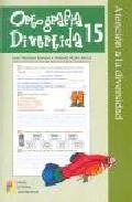 Portada de ORTOGRAFIA DIVERTIDA 15