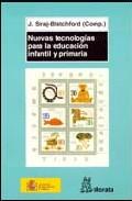 Portada de NUEVAS TECNOLOGIAS PARA LA EDUCACION INFANTIL Y PRIMARIA