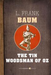 Portada de THE TIN WOODSMAN OF OZ
