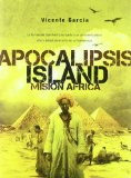 Portada de APOCALIPSIS ISLAND Nº 3: MISION AFRICA