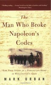Portada de THE MAN WHO BROKE NAPOLEON'S CODES