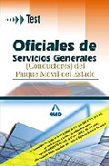 Portada de OFICIALES DE SERVICIOS GENERALES  DEL PARQUE MOVIL D EL ESTADO