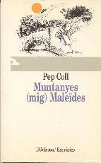 Portada de MUNTANYES MALEÏDES (EBOOK)
