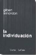 Portada de LA INDIVIDUALIZACION