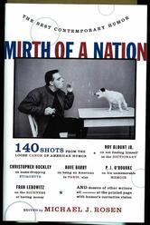 Portada de MIRTH OF A NATION