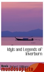 Portada de IDYLS AND LEGENDS OF INVERBURN