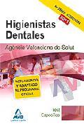 Portada de HIGIENISTAS DENTALES DE LA AGENCIA VALENCIANA DE SALUD. TEST DE LA PARTE ESPECIFICA