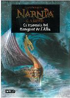 Portada de LES CRÒNIQUES DE NÀRNIA. LA TRAVESSA DEL VIATGER DE L'ALBA (EBOOK)