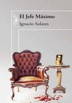 Portada de EL JEFE MÁXIMO (EBOOK)