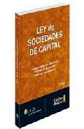 Portada de LEY DE SOCIEDADES DE CAPITAL
