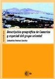 Portada de DESCRIPCION GEOGRAFICA DE CANARIAS Y ESPECIAL DEL GRUPO ORIENTAL