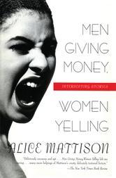 Portada de MEN GIVING MONEY, WOMEN YELLING