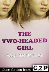 Portada de THE TWO-HEADED GIRL