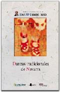 Portada de DANZAS TRADICIONALES DE NAVARRA