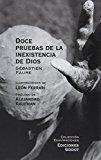 Portada de DOCE PRUEBAS DE LA INEXISTENCIA DE DIOS
