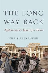 Portada de THE LONG WAY BACK