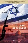 Portada de EL CODEX JERUSALEN