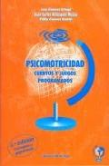 Portada de PSICOMOTRICIDAD. CUENTOS Y JUEGOS PROGRAMADOS