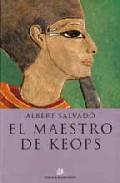 Portada de EL MAESTRO DE KEOPS