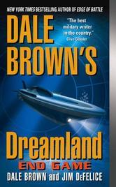 Portada de DALE BROWN'S DREAMLAND: END GAME