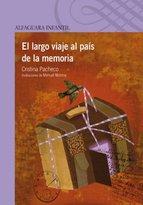 Portada de EL LARGO VIAJE AL PAÍS DE LA MEMORIA (EBOOK)
