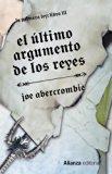 Portada de EL ÚLTIMO ARGUMENTO DE LOS REYES