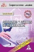Portada de AUXILIARES Y AGENTES DE RECAUDACION DE CORPORACIONES LOCALES. TEMARIO GENERAL