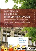 Portada de GUÍA PRÁCTICA DE LA LEY DE ENJUICIAMIENTO CIVIL - EBOOK