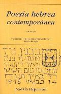 Portada de POESIA HEBREA CONTEMPORANEA: ANTOLOGIA