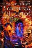 Portada de SHERLOCK HOLMES Y LA SABIDURIA DE LOS MUERTOS