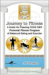 Portada de JOURNEY TO FITNESS: A GUIDE FOR PLANNING YOUR OWN PERSONAL FITNESS PROGRAM OF BALANCED EATING AND EXERCISE
