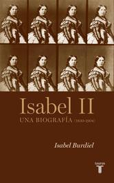Portada de ISABEL II (EBOOK)