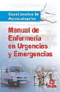 Portada de MANUAL DEL DIPLOMADO EN ENFERMERIA DE URGENCIAS Y EMERGENCIAS. TEST