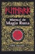 Portada de MANUAL DE MAGIA RUNA