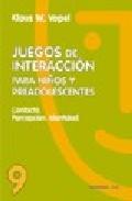 Portada de CONTACTO, PERCEPCION, IDENTIDAD :JUEGOS DE INTERACCION PARA NIÑOSY PREADOLESCENTES